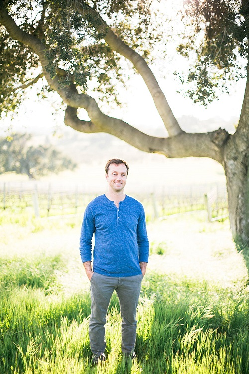 Winemaker Matt Dees