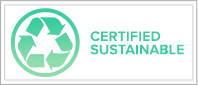 Certified Sustainable